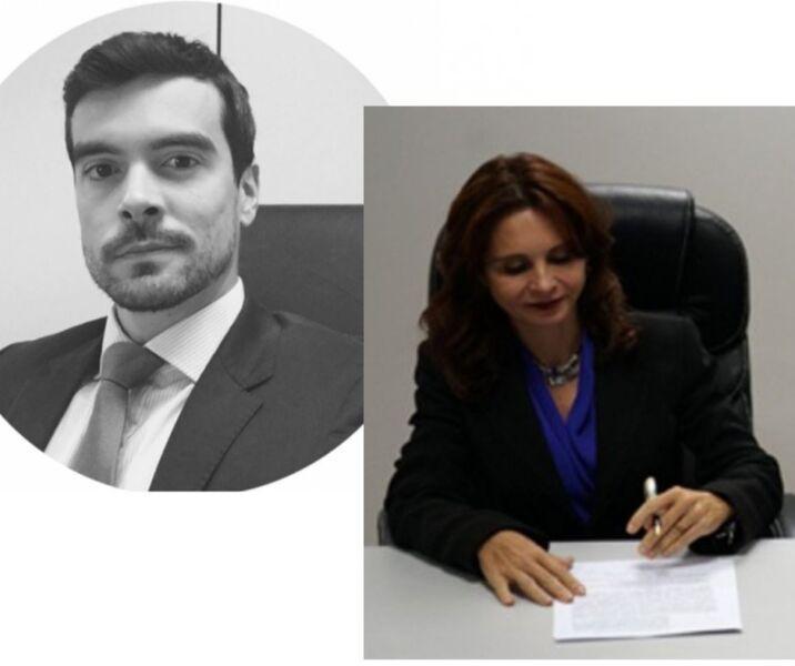 Resultado de imagem para procurador da Fazenda Matheus Carneiro Assunção foi preso nesta quinta-feira (3) após esfaquear a juíza Louise Filgueiras
