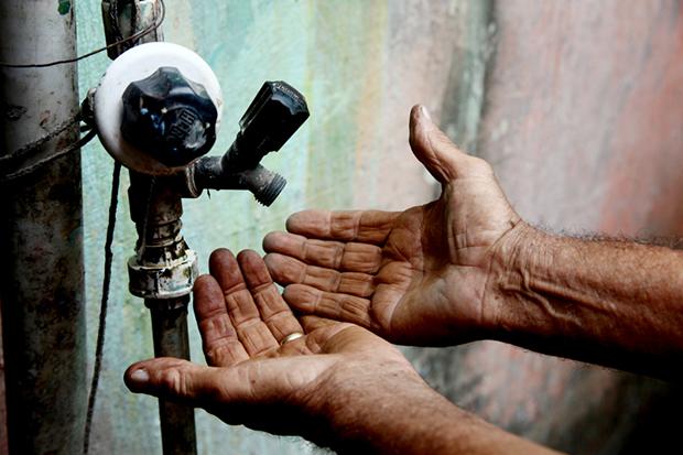 Manutenção emergencial interromperá fornecimento de água em ...