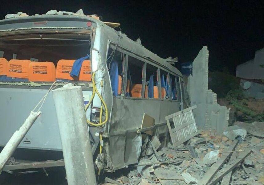 Duas pessoas morrem em Crisópolis após explosão de loja de fogos;  proprietário é preso | Salvador Notícia